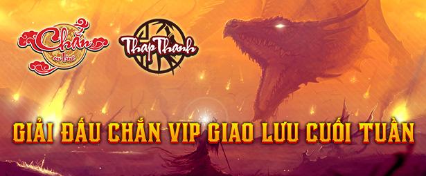 Chắn Thapthanh: Đăng ký và chia bàn giải đấu Chắn VIP - Thi đấu ngày 11/06