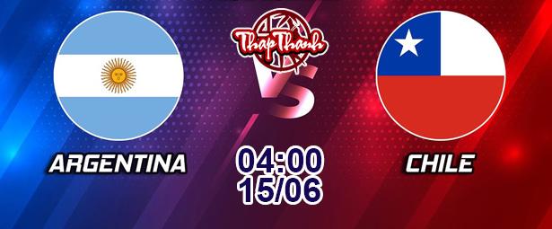 Dự đoán Copa America: Argentina tái đấu Chi Lê (04h00 ngày 15/06)