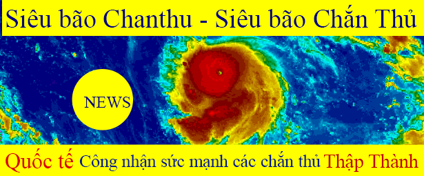 Siêu Bão Chanthu - Nhiều quà cho Chắn Thủ - Giải Chanthu VIP cuối tuần