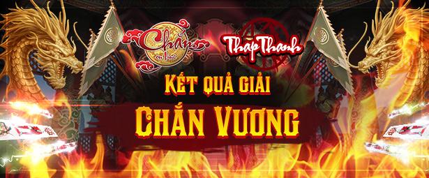 Chúc mừng chắn thủ Vixom giành chức vô địch Chắn Vương 68