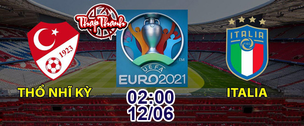 Vui Euro, dự đoán bóng đá trên Thapthanh.com: Italia vs Thổ Nhĩ Kỳ, Nga vs Bỉ và Anh vs Croatia