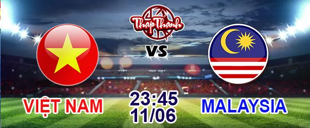 Cùng Thapthanh.com dự đoán trận quyết chiến Việt Nam vs Malaysia 23h45 ngày 11/06 (Vòng loại World Cup 2022)