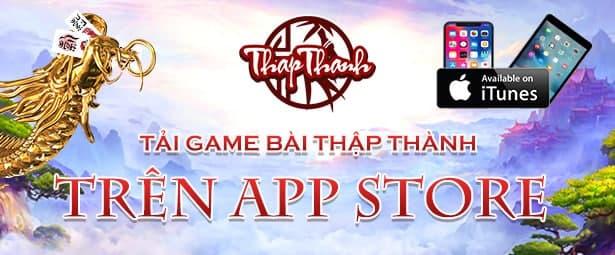 Tải Game bài Thapthanh trên iOS ở kho ứng dụng Appstore