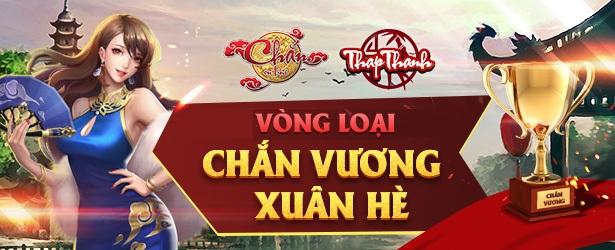 Kết quả Vòng loại Chắn Vương Xuân Hè 2019