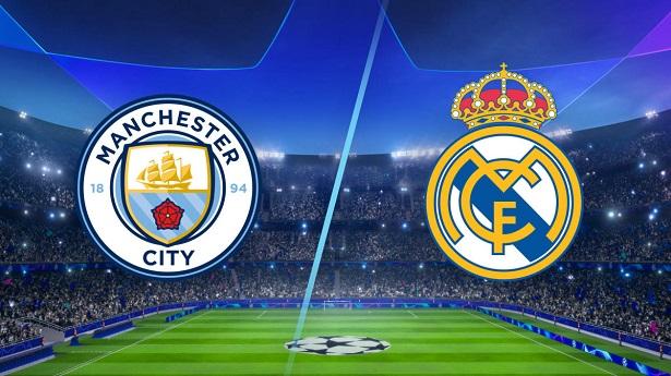 Dự đoán Bóng Đá Man City vs Real Madrid,