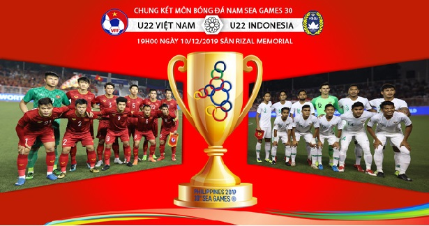 Dự đoán bóng đá U22 Việt Nam vs U22 Indonesia, 19h00 ngày 10/12