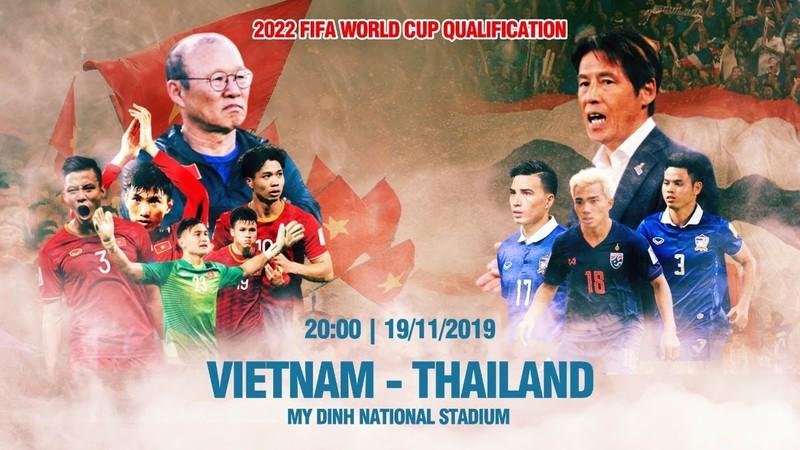 Dự đoán Bóng Đá Việt Nam vs Thái Lan, 20h00 ngày 19/11