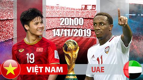 Dự đoán Bóng Đá Việt Nam vs UAE