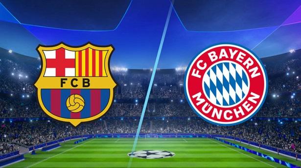 Dự đoán Bóng Đá Barca vs Bayern Munich