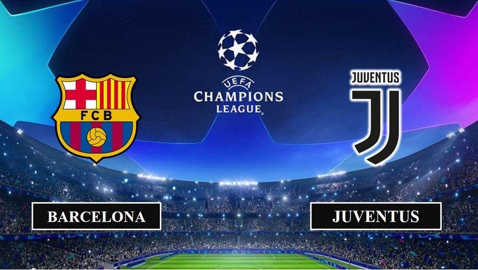Dự đoán Bóng Đá Barcelona vs Juventus, 3h00 ngày 9/12