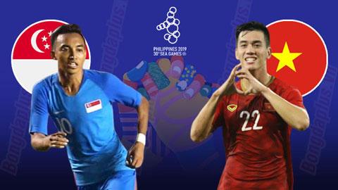 Dự đoán Bóng Đá U22 Singapore vs U22 Việt Nam
