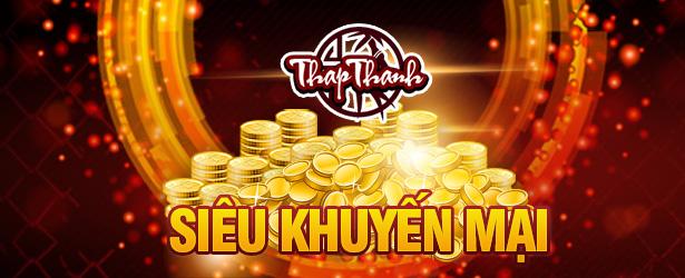 Thapthanh.com: Khuyến mại chào mừng giải A1